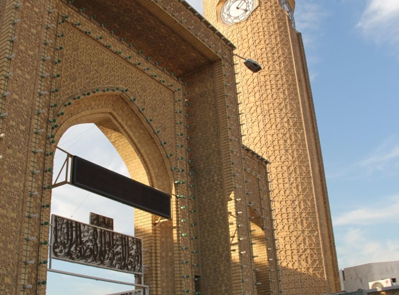 Image result for hanafi tomb baghdad